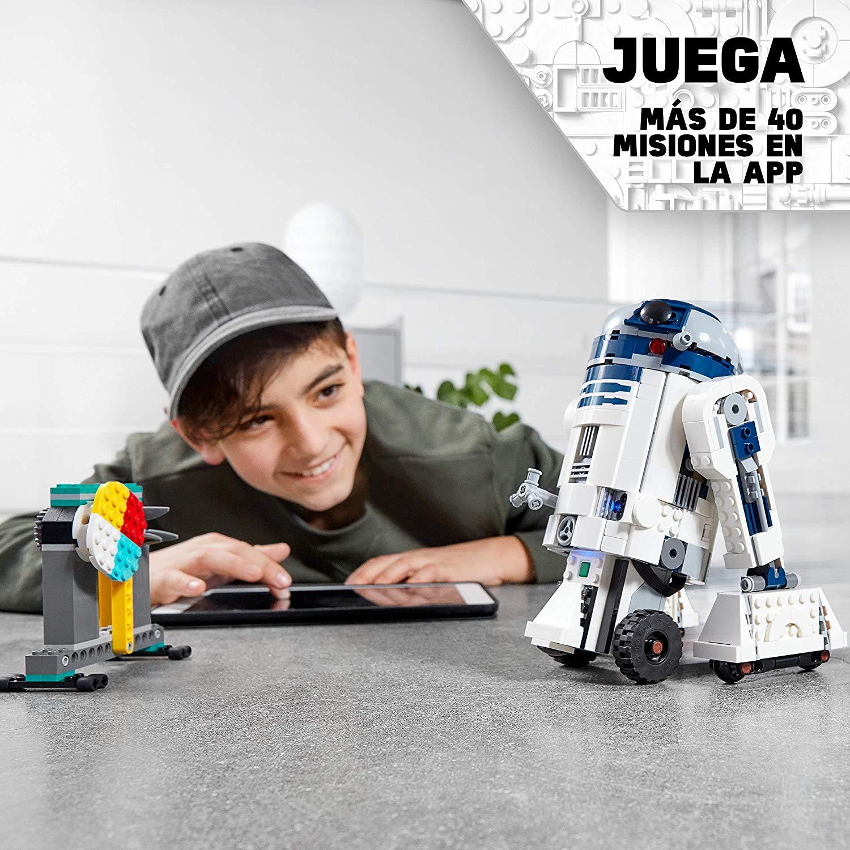 ¡Original! LEGO Star Wars- Boost Comandante Droide 75253