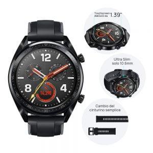 Smartwatches y smartband Huawei con descuentos hasta 35%