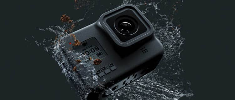 gopro hero 8 black. ¿Dónde comprar una cámara GoPro? Actualizado