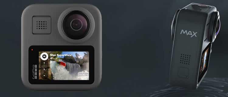 gopro max ¿Dónde comprar una cámara GoPro? Actualizado