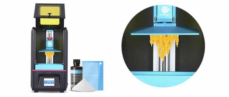 anycubic photon 3D. Mejores impresoras 3D baratas con garantía de calidad precio