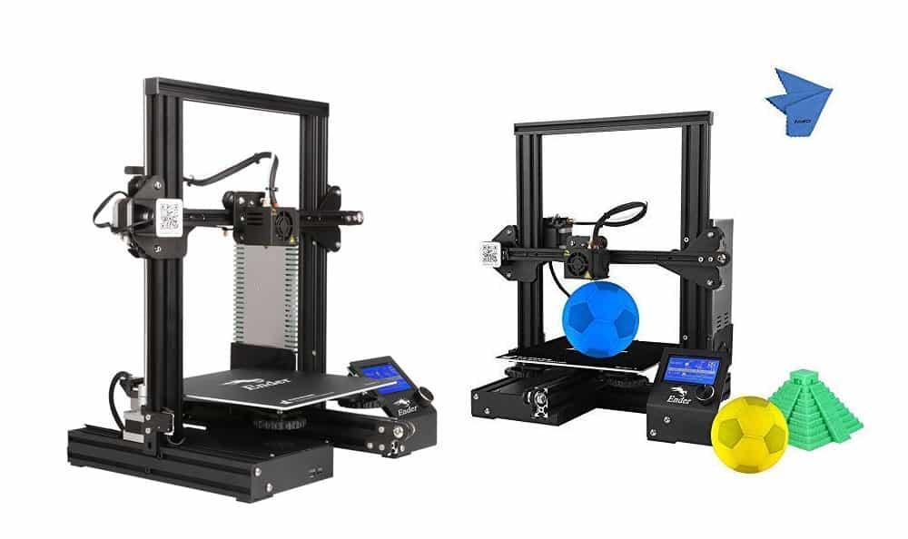 creality ender 3. Mejores impresoras 3D baratas con garantía de calidad precio