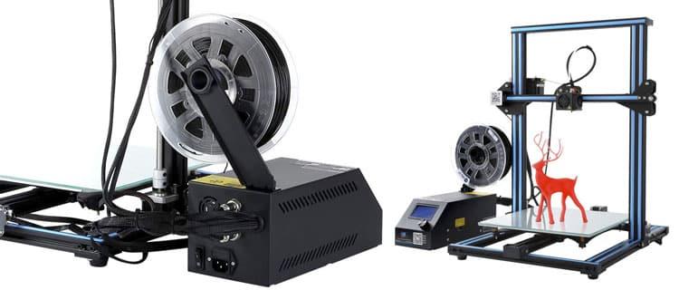 creality3D CR-10S. Mejores impresoras 3D baratas con garantía de calidad precio