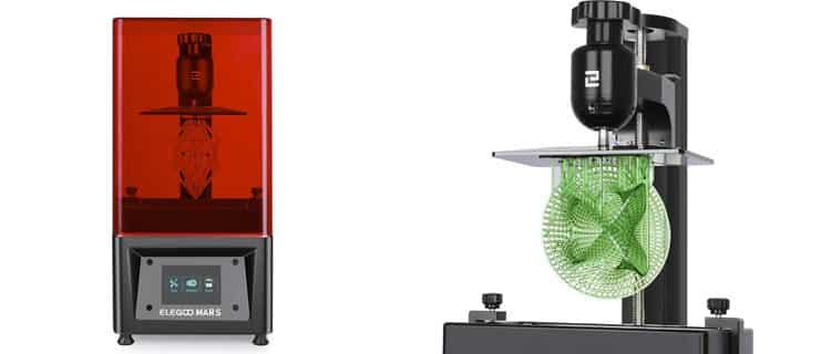 elegoo mars. Mejores impresoras 3D baratas con garantía de calidad precio