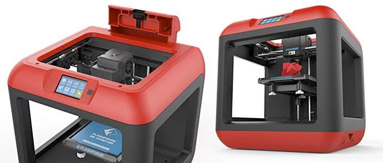 flashforge finder. Mejores impresoras 3D baratas con garantía de calidad precio
