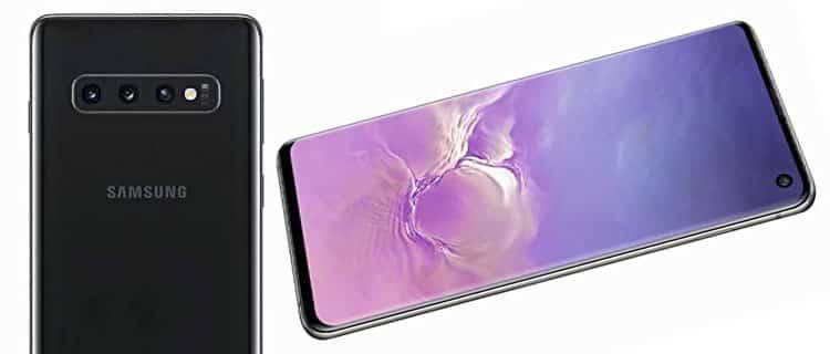 samsung galaxy S10 negro. Los móviles Samsung más actuales para comprar