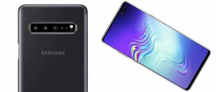 samsung galaxy s10 5G. Los móviles Samsung más actuales para comprar