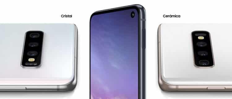 samsung galaxy s10 plus. Los móviles Samsung más actuales para comprar.