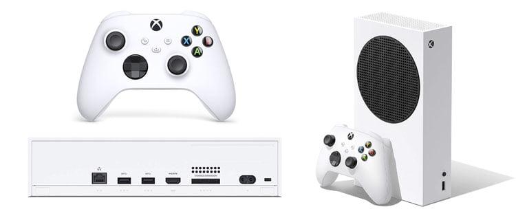 xbox series s color blanco - Todo lo que necesitas saber sobre Xbox Series S y Xbox Series X