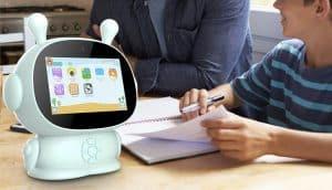 tablet infantil robot