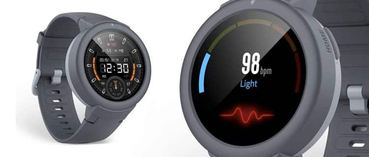 amazfit verge xiaomi. El smartwatch con mejor batería a la venta