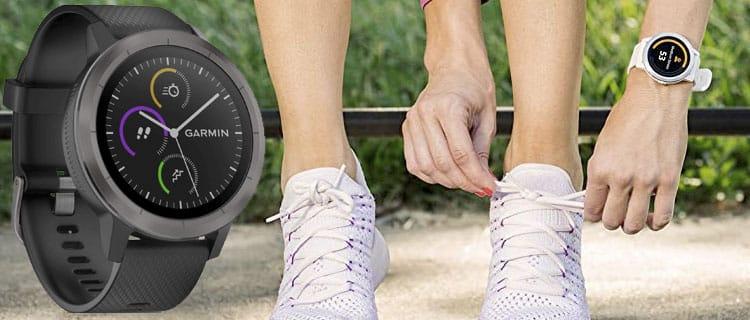 garmin vivoactive 3 - El smartwatch con mejor batería a la venta