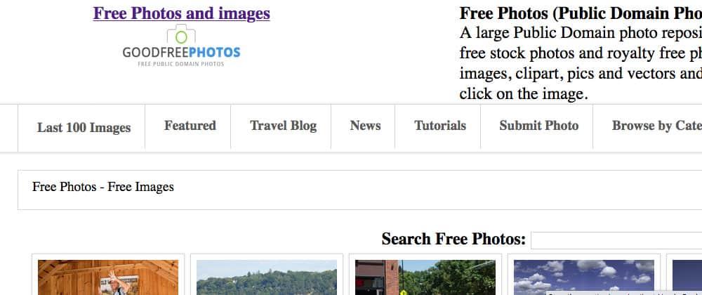 good freee photos ¿Donde puedo conseguir imágenes gratis y libres de derechos?