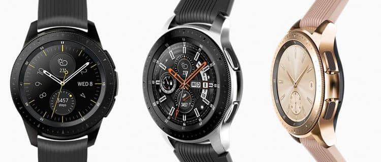 samsung galaxy watch - El smartwatch con mejor batería a la venta