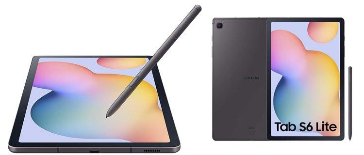 Samsung Galaxy Tab S6 Lite ¿Cuáles son las mejores tablets para trabajar y estudiar? Actualizado.