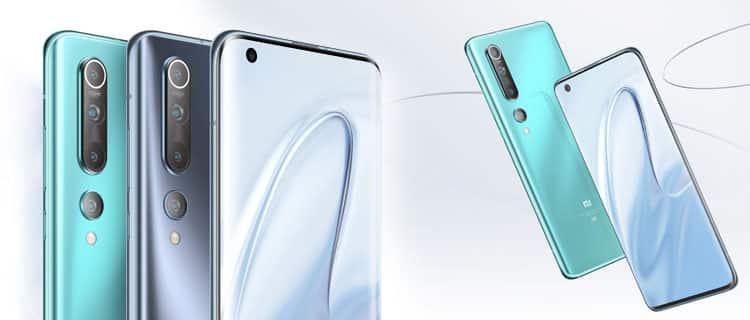 Xiaomi mi 10 - Los smartphones con más megapíxeles: hasta 108MP