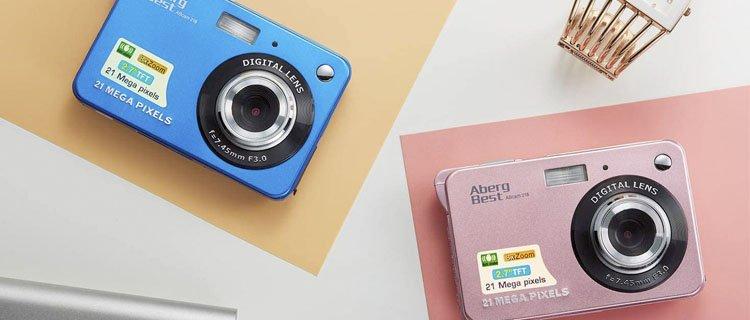 cámara Compactas Cámaras Digitales AbergBest - Top electrónica 2021: productos electrónicos más vendidos en su categoría