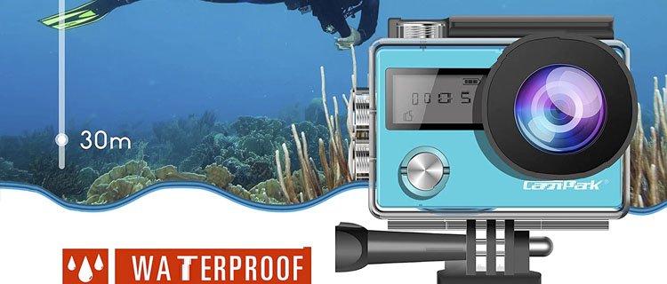 Action cam campark x20. Mejor cámara de acción barata y mejores cámaras deportivas.