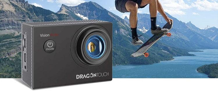 Action cam dragontotuch 4k. Mejor cámara de acción barata y mejores cámaras deportivas