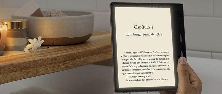 Amazon ebook kindle oasis con luz - Top electrónica 2021: productos electrónicos más vendidos en su categoría