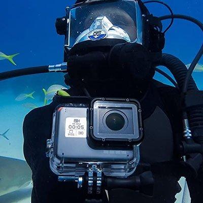 carcasa para gopro hero - Accesorios de buceo para cámaras GoPro y otras cámaras deportivas