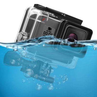 carcasa para gopro - Accesorios de buceo para cámaras GoPro y otras cámaras deportivas