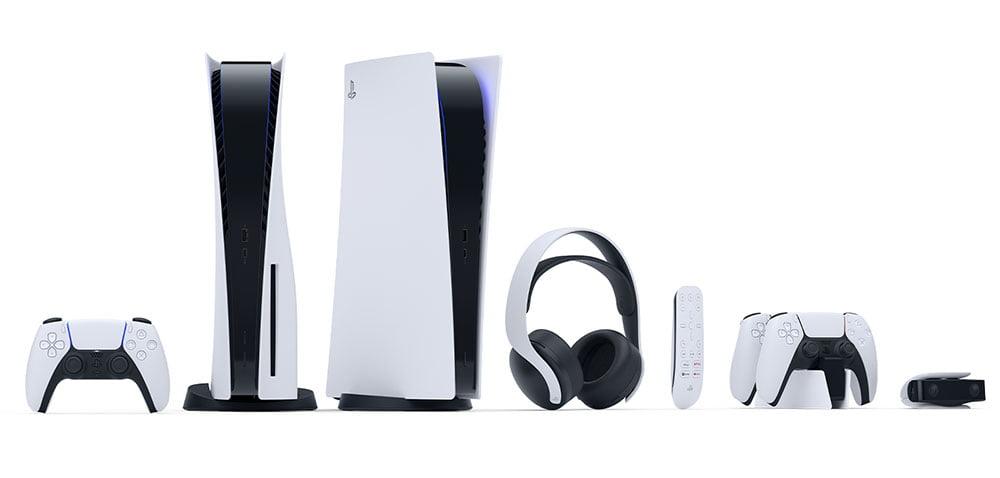 Accesorios PS5 - Todo sobre PlayStation 5: ficha técnica y primeros problemas