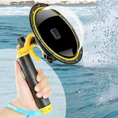 cupula gopro - Accesorios de buceo para cámaras GoPro y otras cámaras deportivas