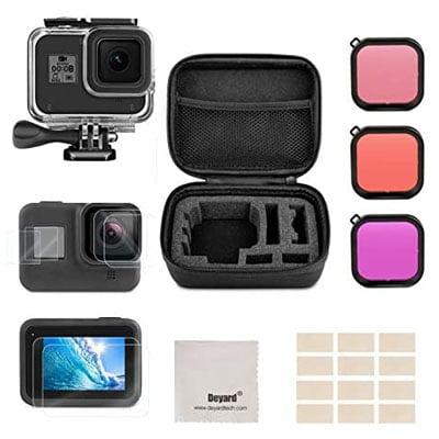 filtros y carcasa gopro Accesorios de buceo para cámaras GoPro y otras cámaras deportivas