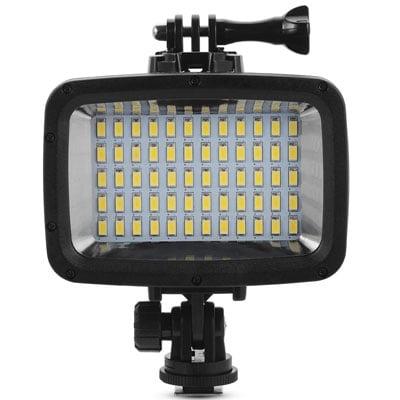 foco para buceo 60 leds Accesorios de buceo para cámaras GoPro y otras cámaras deportivas