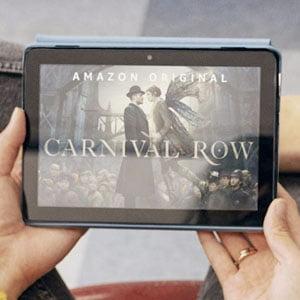 tablet Amazon fire hd 8 - La mejor tablet barata Android por menos de 200€