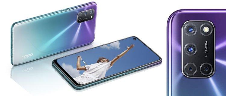 oppo a72 - Smartphones baratos de gama media con mejor cámara (Actualizado)