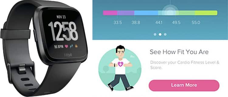 fitbit versa - El smartwatch con mejor batería a la venta