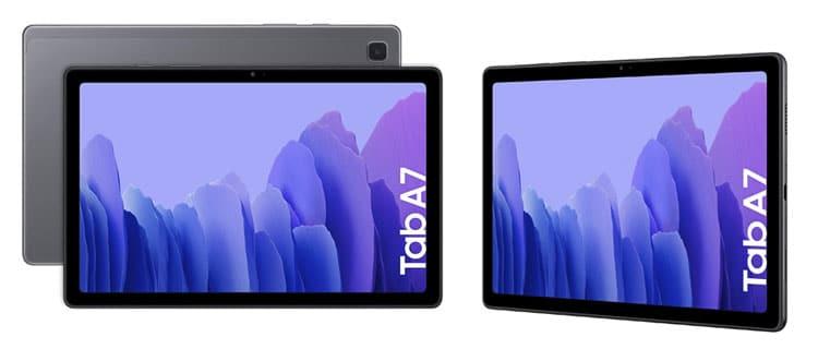 Samsung Galaxy Tab A 7. Tablet para juegos: Mejores tablets para jugar actuales