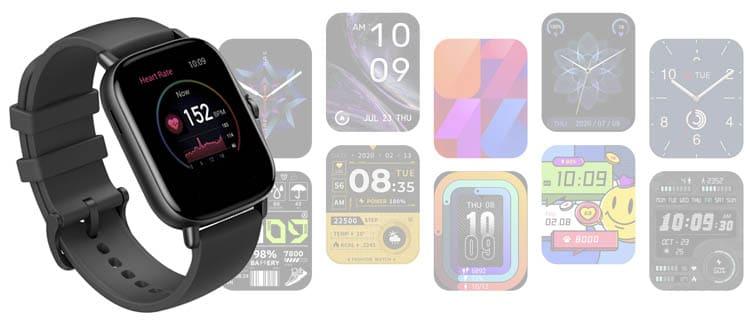 Amazfit GTS 2 Guía mejor smartwatch 2021 para Android. Selección actualizada.