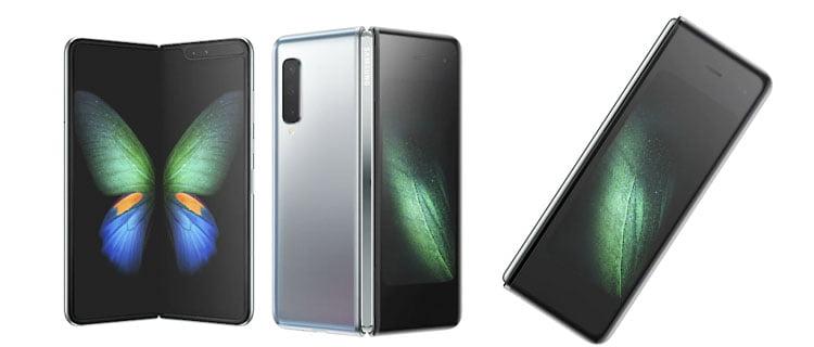 samsung galaxy fold 5g - Móviles raros, ediciones especiales y smartphones con un toque diferente