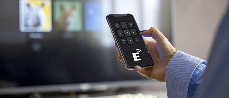 Aplicación eShare en móvil - Cómo ver tu Smart TV sin enchufe ni conector de antena