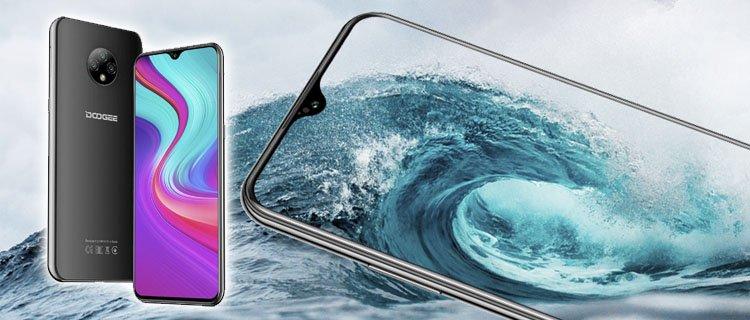 DOOGEE X95 con Android 10 en Los Mejores móviles chinos