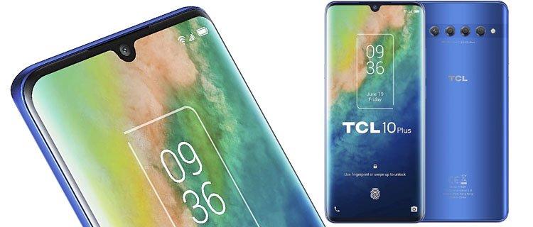 Smartphone nuevo tcl 10 plus. Móvil barato libre.