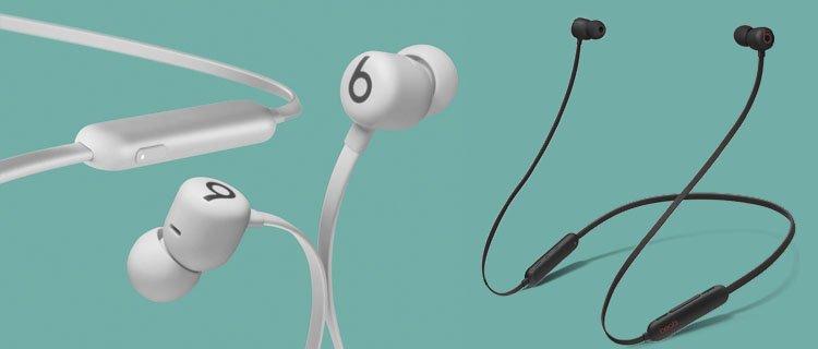 Auriculares inalámbricos Beats Flex con Chip Apple W1 y cable de unión