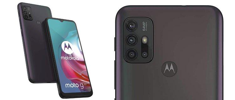 Motorola Moto G30 - smartphone de 64 megapíxeles - Móvil con más megapíxeles