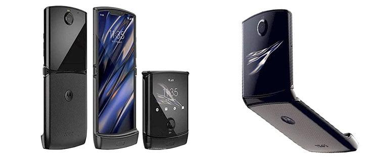 Motorola RAZR Los mejores móviles plegables