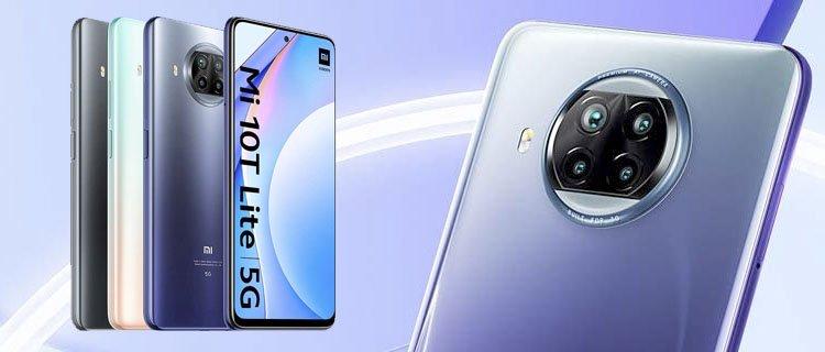Xiaomi Mi 10T Lite 5G Mejores móviles de gama alta y media alta