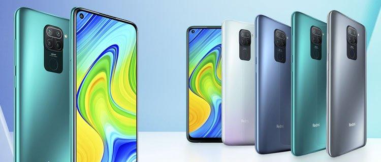 Xiaomi Redmi note 9 - Mejor smartphone calidad precio por menos de 250€