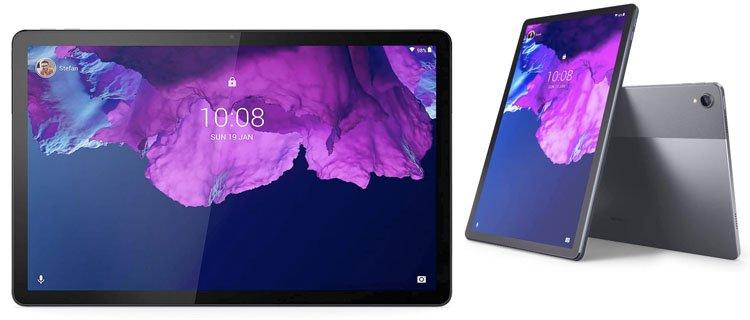 tablet lenovo tab p11 con 4GB RAM y 128GB memoria interna