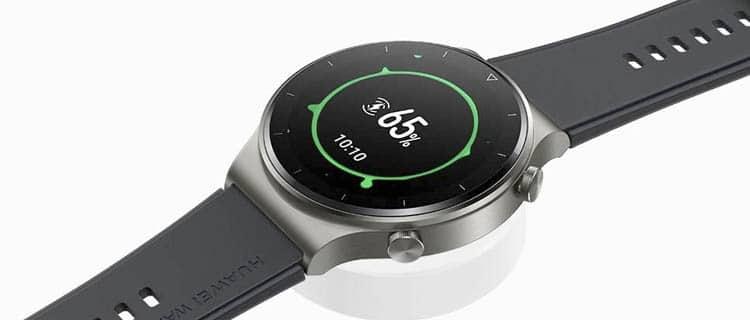 HUAWEI Watch GT 2 Pro. Guía mejor smartwatch 2021 para Android. Selección actualizada.