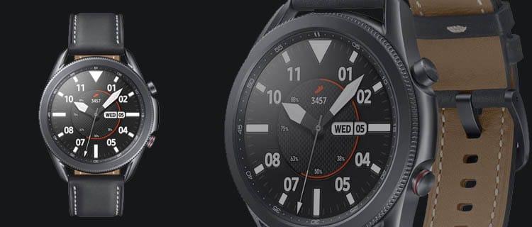 Samsung galaxy watch 3 Guía mejor smartwatch para Android. Selección actualizada.