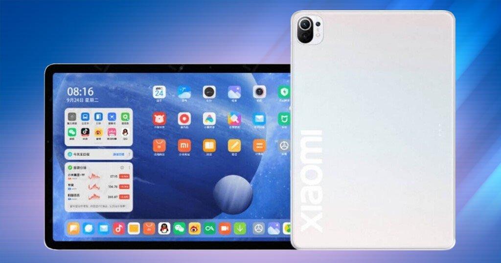 Tablet Xiaomi Mi Pad 5 diseño no oficial - Non official design