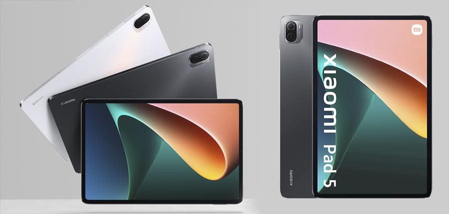 Xiaomi Pad 5 comprar online lanzamiento españa en 2021