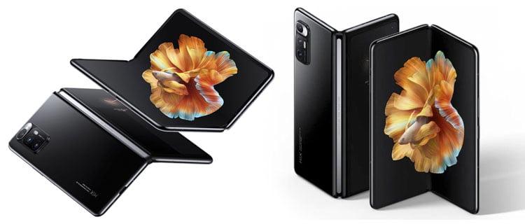 Xiomi Mi Mix Fold el primer móvil smartphone plegable de la marca china